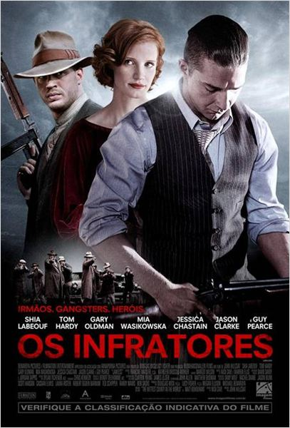 Os Infratores : poster
