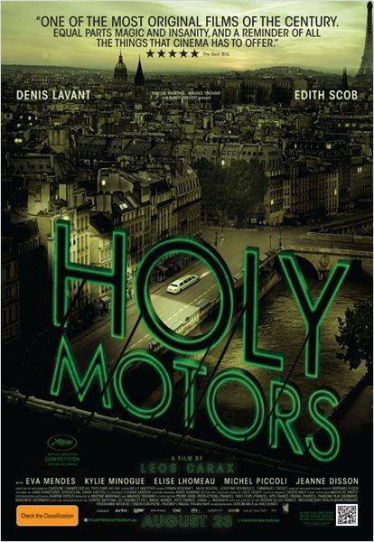 Holy Motors Legendado