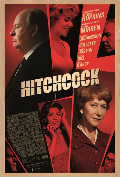 Hitchcock : poster