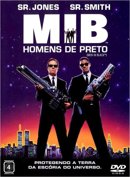 Homens de Preto : Poster
