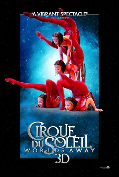 Cirque du Soleil: Outros Mundos : poster