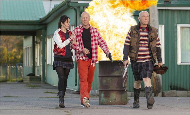 RED 2 - Aposentados e Ainda Mais Perigosos : foto Bruce Willis, John Malkovich, Mary-Louise Parker