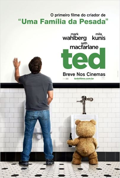 Ted : poster