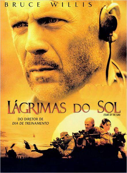 Lágrimas do Sol : poster