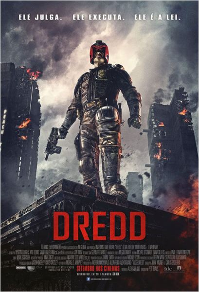 Dredd : poster