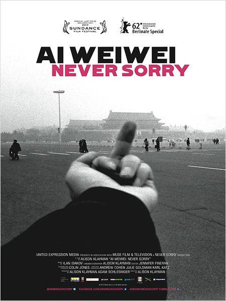 Ai Weiwei: Sem Perdão : Poster