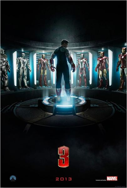 Homem de Ferro 3 : Poster