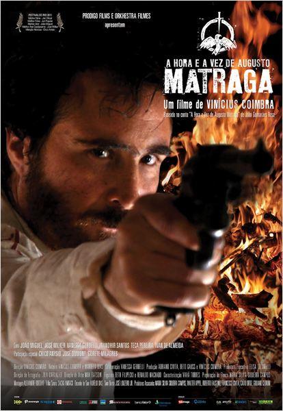 A Hora e a Vez de Augusto Matraga : Poster