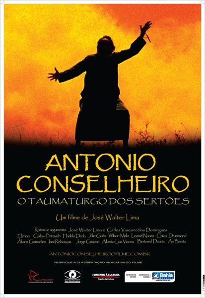 Antonio Conselheiro - O Taumaturgo dos Sertões : poster