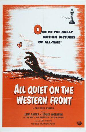 Sem Novidade no Front : Poster