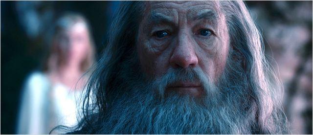 O Hobbit: Uma Jornada Inesperada : Foto Cate Blanchett, Ian McKellen