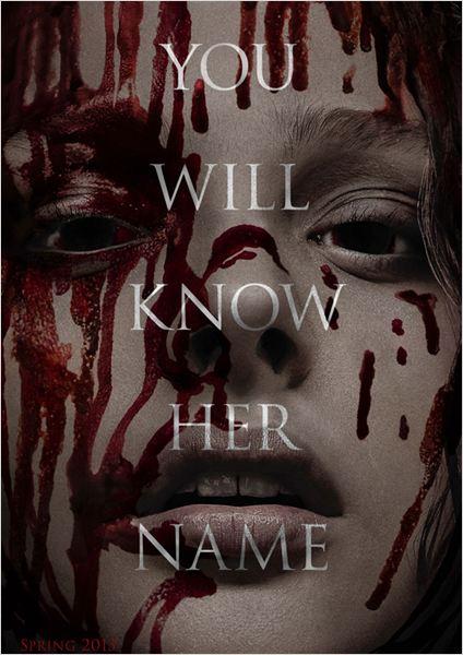 Carrie - A Estranha : Poster