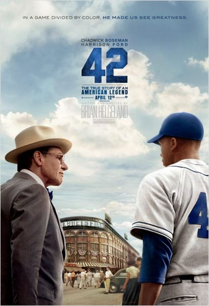 """O beisebol dos Estados Unidos tem uma camisa proibida de ser usada por  todos os jogadores. O número 42 está """"aposentado"""" c8b112010d86a"""