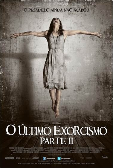 O Último Exorcismo: Parte II : Poster