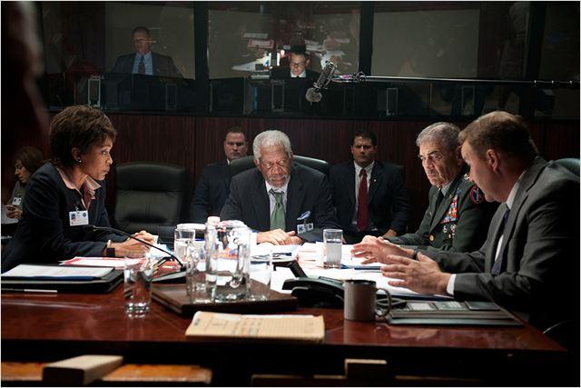 Invasão à Casa Branca : foto Angela Bassett, Morgan Freeman