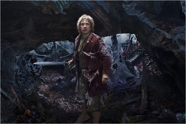 O Hobbit: A Desolação de Smaug : foto Martin Freeman