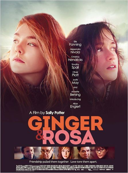 Ginger & Rosa (Legendado) BDRip RMVB