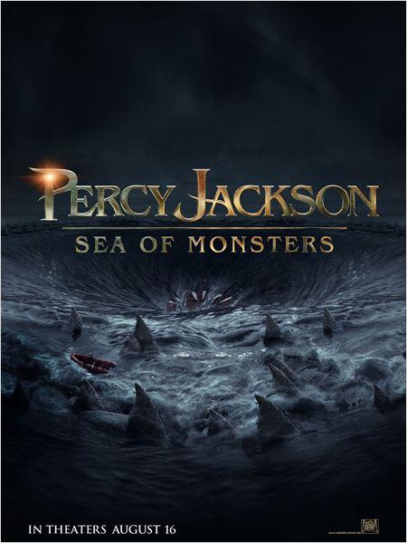 Percy Jackson e o Mar de Monstros : poster