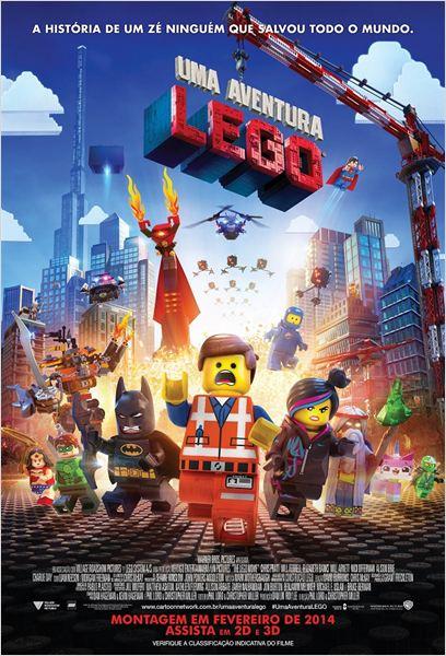 Uma Aventura Lego : Poster