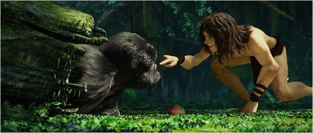 Tarzan - A Evolução da Lenda : Foto