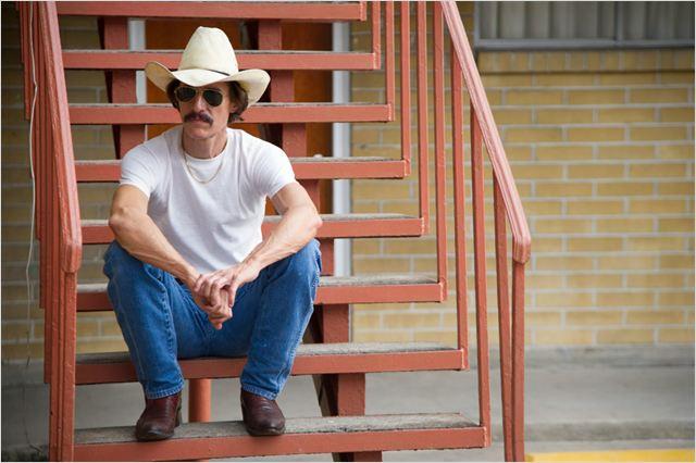 Clube de Compras Dallas : Foto Matthew McConaughey