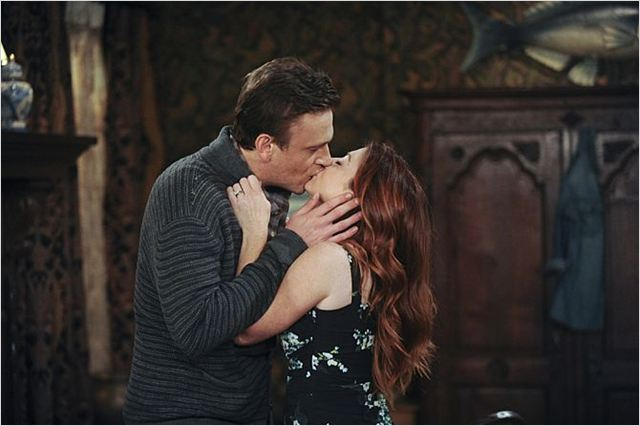 Foto Alyson Hannigan, Jason Segel