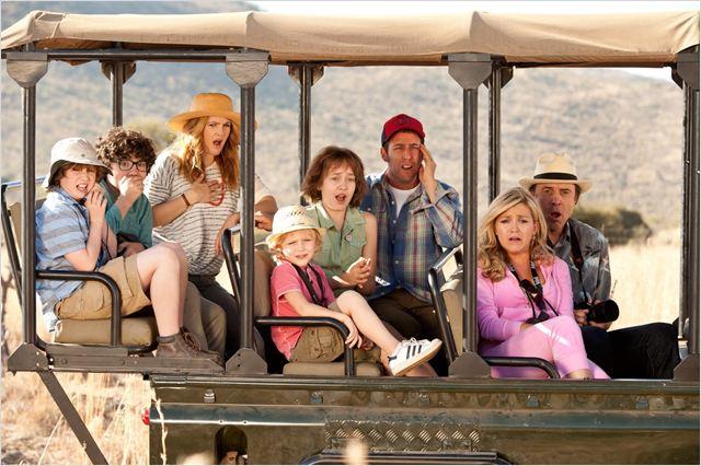 Juntos e Misturados : Foto Adam Sandler, Drew Barrymore, Kevin Nealon