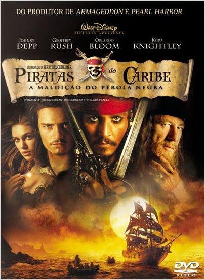 Assistir Piratas do Caribe – A Maldição do Pérola Negra Online