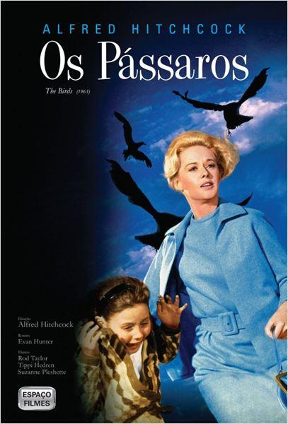 Os Pássaros : Poster