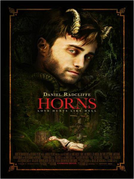Horns : Poster