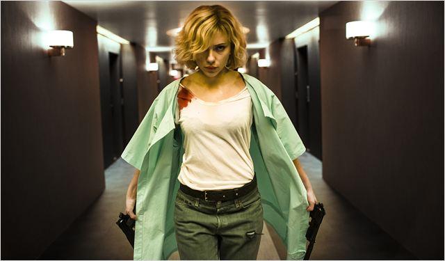 Lucy : Foto Scarlett Johansson