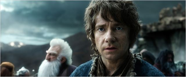 O Hobbit: A Batalha dos Cinco Exércitos : Foto Martin Freeman