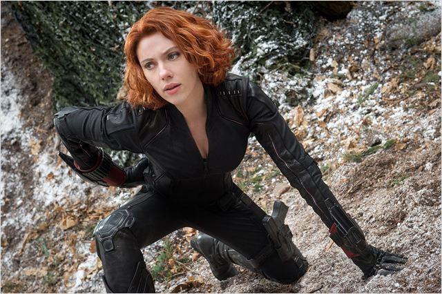 Os Vingadores 2: A Era de Ultron : Foto Scarlett Johansson