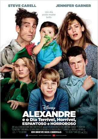 Alexander and the Terrible, Horrible, No Good, Very Bad Day [Movie] 554466
