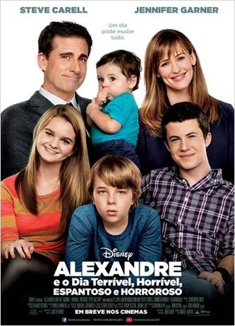 Alexander and the Terrible, Horrible, No Good, Very Bad Day [Movie] 561888