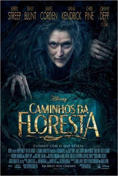 Caminhos da Floresta : Poster