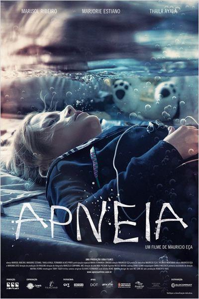 Apneia : Poster