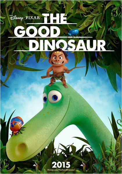 O Bom Dinossauro : Poster
