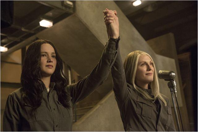 Jogos Vorazes: A Esperança - Parte 1 : Foto Jennifer Lawrence, Julianne Moore