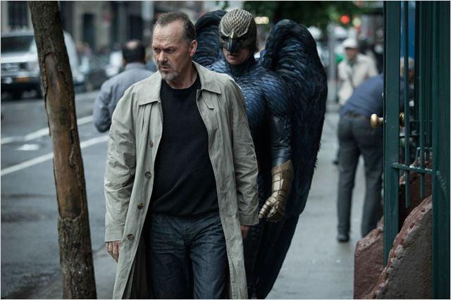 Birdman ou (A Inesperada Virtude da Ignorância) : Foto Michael Keaton