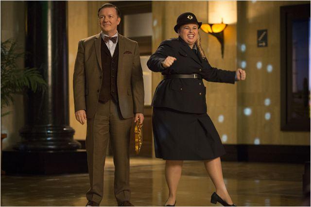 Uma Noite no Museu 3 - O Segredo da Tumba : Foto Rebel Wilson, Ricky Gervais