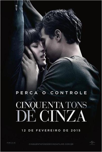 Cinquenta Tons de Cinza : Poster