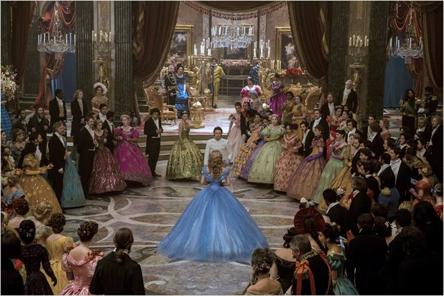 Cinderela : Foto Lily James, Richard Madden