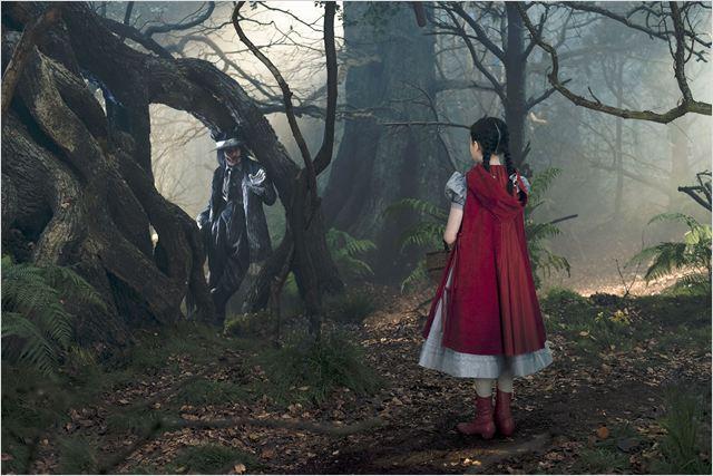 Caminhos da Floresta : Foto Johnny Depp