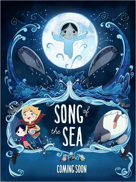 Song of the Sea : Poster