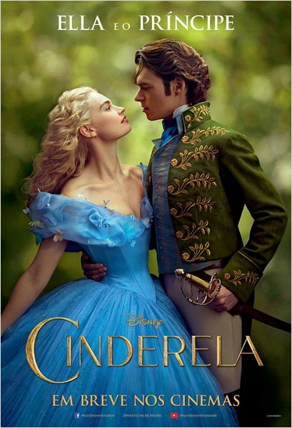 Cinderela : Poster