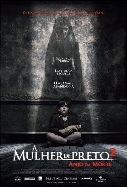 A Mulher de Preto 2 - Anjo da Morte : Poster