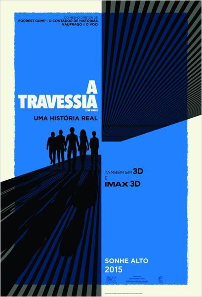 A Travessia : Poster