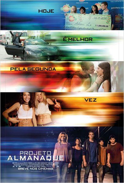 Projeto Almanaque : Poster