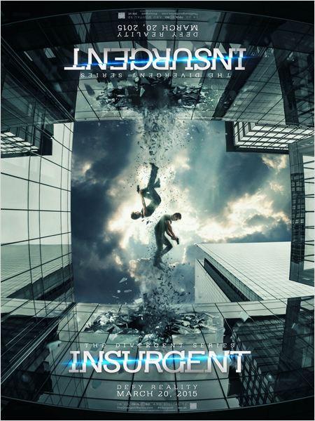 A Série Divergente: Insurgente : Poster